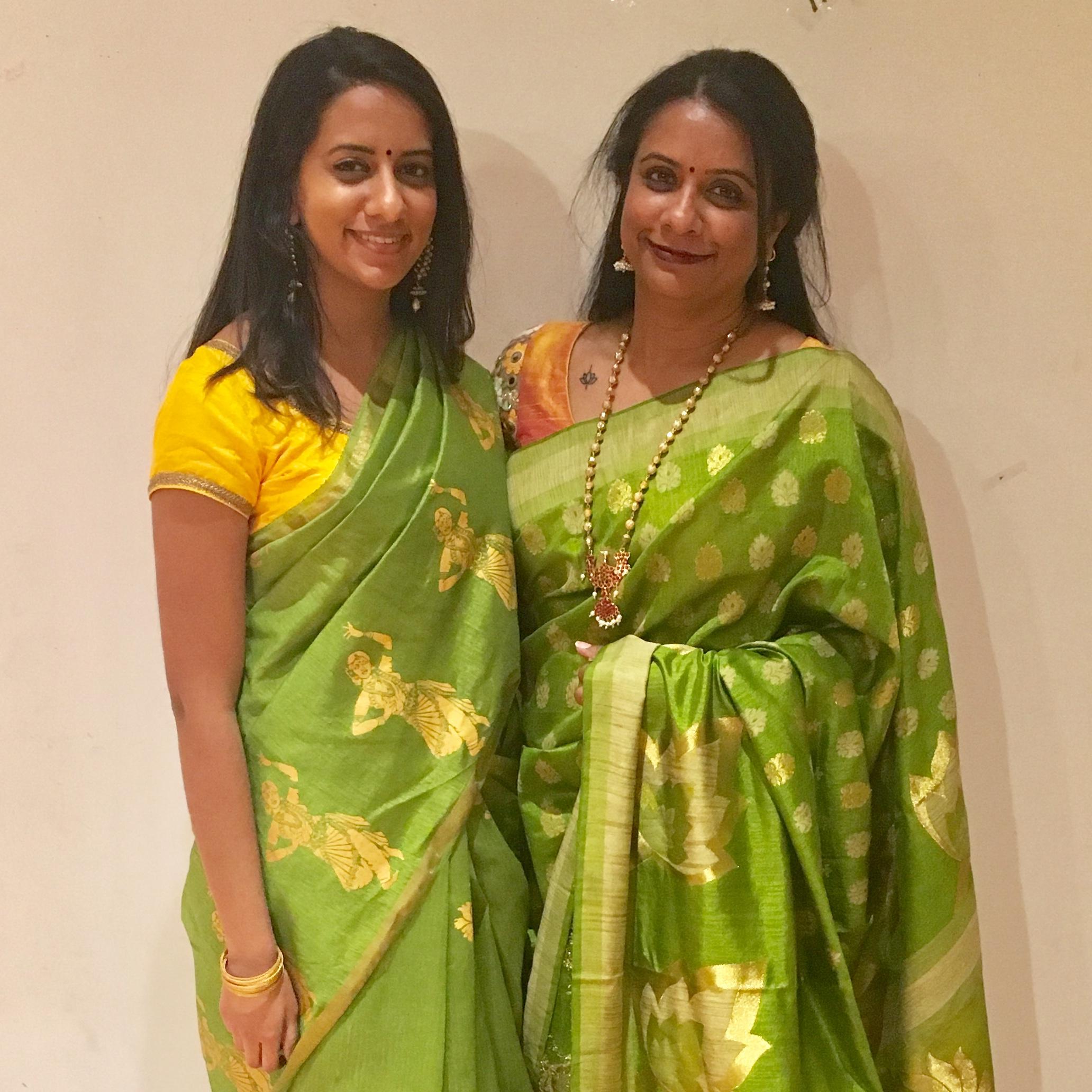Tandavam Events in DMV area, Indian classical dance event company, Radhika Kaavya