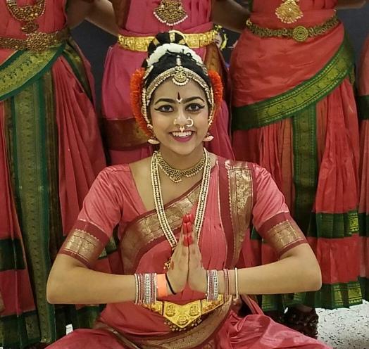 Indian Classical Dancers, Kuchipudi, DC, NOVA