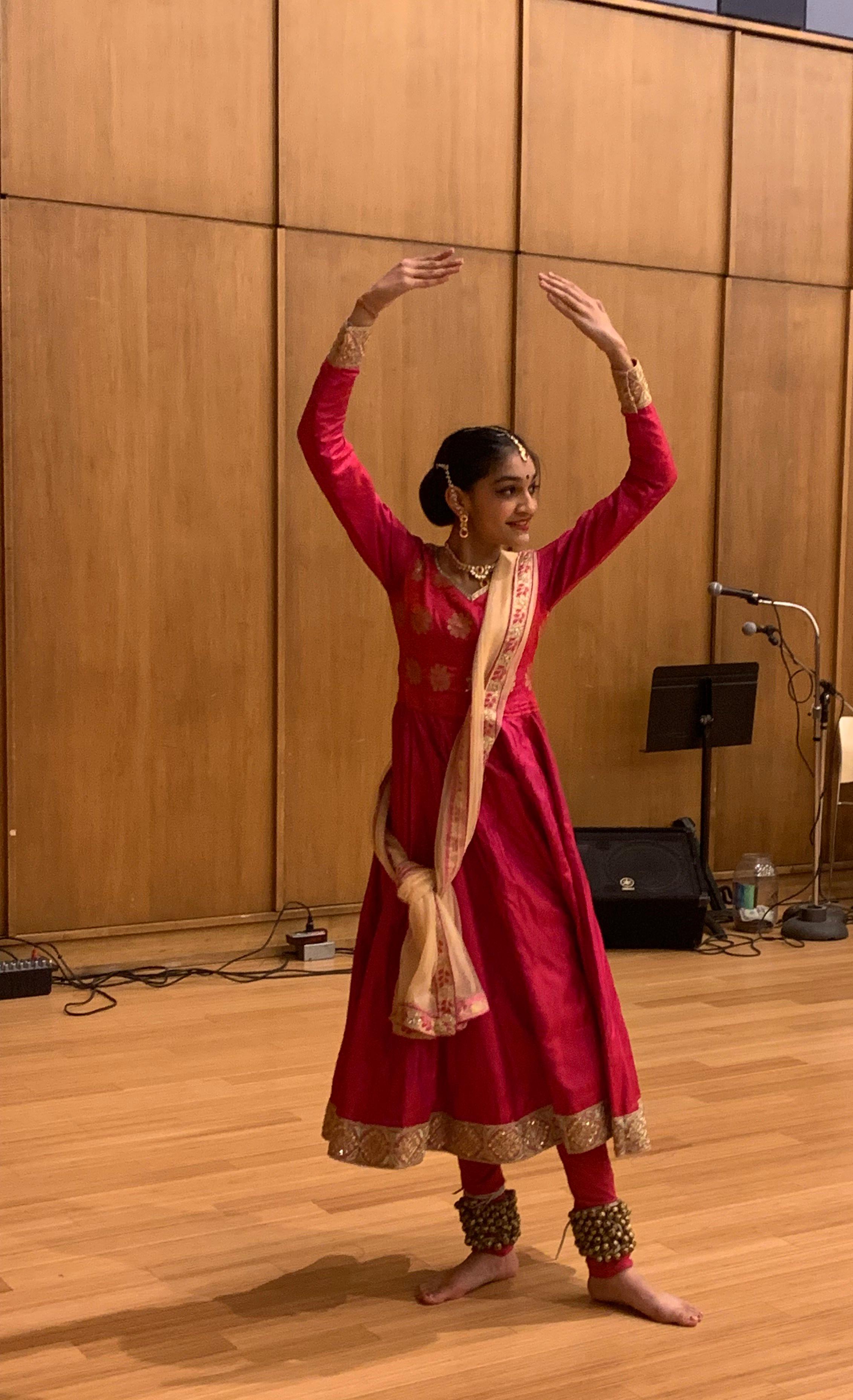 kathak dmv dancers