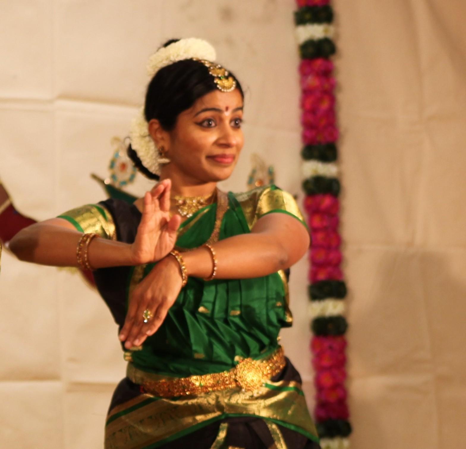 shanthi ashok bharatnatyam nataraja classical dance dmv area